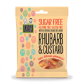 Free From Fellows Rhubarb & Custard lollies 70g