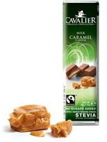Cavalier Milk Chocolate Caramel 40g