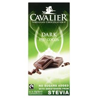 Cavalier Dark Chocolate 85% 85g