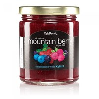 Sugar Free Mountain Berry Jam 284g