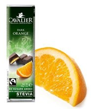 Cavalier Dark Chocolate Orange 40g