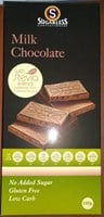 Sugarless Co Milk Chocolate 100g