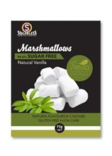Sugarless Co Sugar Free Marshmallows with Stevia 75g