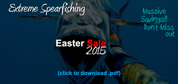 Easter Sale 2015 (17 Mar - 17 April)