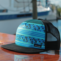 Speared Blue Camo Snapback - Speared Apparel