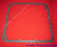 1960 - 1964 Cadillac Transmission Pan Gasket  1964 - Not for Turbo Trans.
