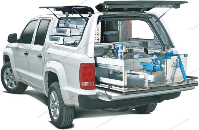 road ranger rh3 professional s2 remote hardtop volkswagen amarok double cab up country 4x4 and. Black Bedroom Furniture Sets. Home Design Ideas