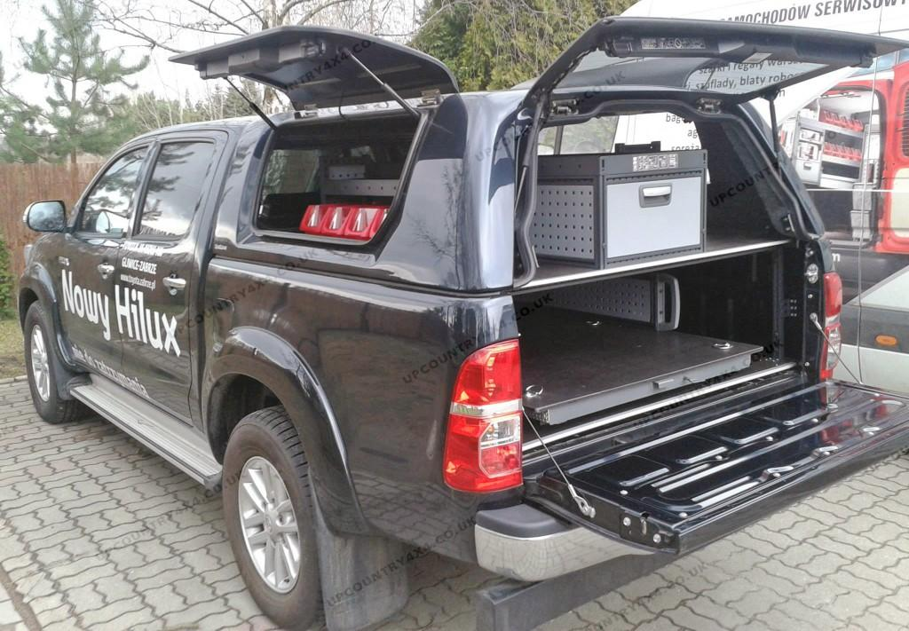 road ranger rh2 professional s2 remote hardtop toyota. Black Bedroom Furniture Sets. Home Design Ideas