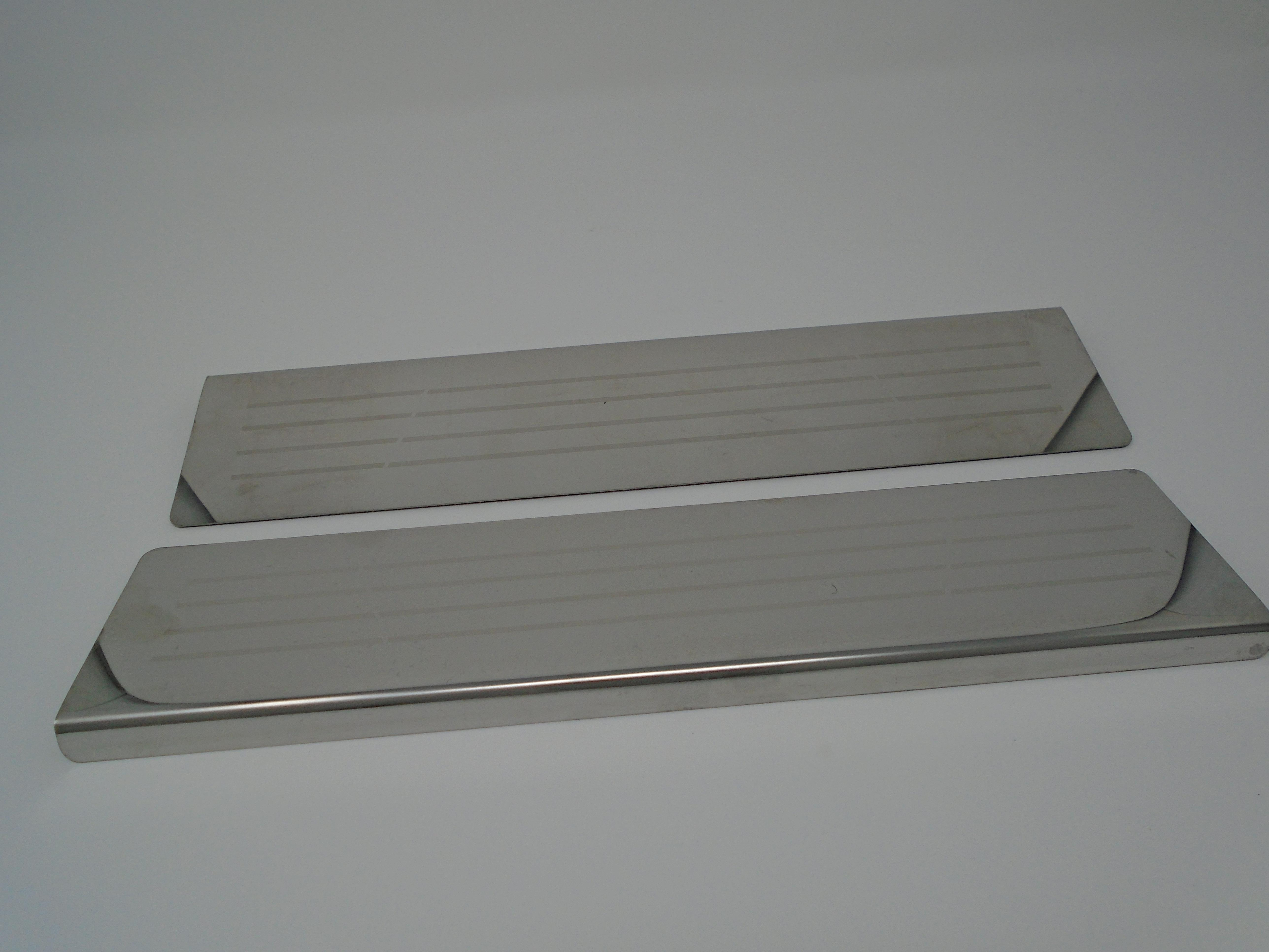 Door Sill Covers Ford Ranger T6 2016 Up Country 4x4 And