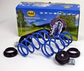 MAD PowerSpring REAR Helper Springs Suspension Kit - VW Amarok 4wd