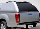 Smart ARCTIC Unglazed Remote Hardtop Canopy - Isuzu D-Max RT50 Double Cab