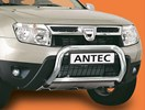 Antec EU-Front A-Bar 60 mm with Pipe - Dacia Duster