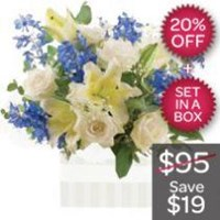 Blue Mist Arrangement Special