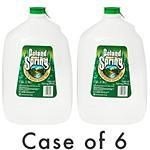 WATER POLAND SPRING 1 GAL- 6 case