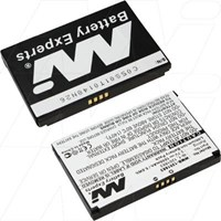 Wireless USB Modem Battery for Sierra Wireless Overdrive 4G, 4G+. Replaces W-1, 1202266, 1201883 battery
