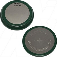 PD3048 , Rechargeable Lithium Ion Battery Coin Cell suitable for Sureshot GW1 Golf GPS