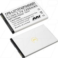 Mobile Phone Battery also suitable for WiFi modems Telstra Elite Mobile WiFi, ZTE AC30, AC33, MF30, Mobile Phone Battery