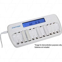 12 cell automatic quick charger/discharger AAA AA