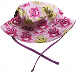 ON SALE Maxomorra Organic Sun hat - Pink Frog