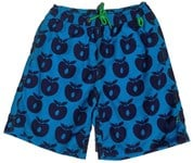 Smafolk board shorts - turquoise apple