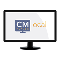 CM Local Media Player for 12 months