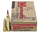 Hornady 204 Ruger NTX 30 Grain - 20 Rds