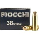 Fiocchi 38 Special 110 Gr FMJFN 38H - 50 Rds