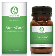 Kiwiherb Stresscare is Back in Stock!