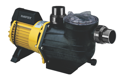 Davey powermaster pm250 pool pump wa rewind co for Second hand pond filters