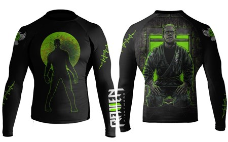 BJJ Horror Frankenstein's Monster