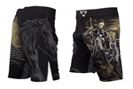 Four Horseman Fight Shorts - Famine