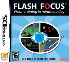 Flash Focus Nintendo DS game