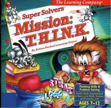 Super Solvers Mission THINK (32-bit only)