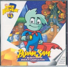 Pajama Sam 1 No need to hide when it's dark outside (32-bit only)