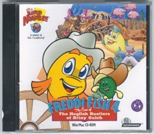 Freddi Fish 4 The Case of the Hogfish Rustlers of Briny Gulch (32-bit only)