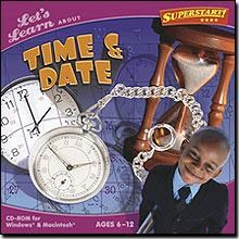 Lets Learn About Time & Date
