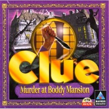 Cluedo - Murder at Boddy Mansion (32-bit only)