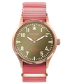 POP-PILOT® Seaside Blossoms<br/>40mm LIS Edition Pink Strap Watch