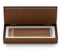 Graf von Faber-Castell<br/>Natural Timber Pencils<br/>(12 x pencils in Timber Box)