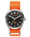 POP-PILOT® Classics 42mm<br/>MAD Edition Orange Strap Watch