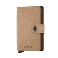SECRID Mini-Wallet<br/>Recycled Natural Card Case