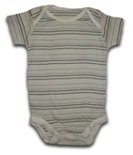 Sunrise Lines Adam & Eve Baby Wear Tag Free Romper - Baby Boys & Girls Clothes