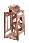 Country Spinner 2 Natural - Double Treadle