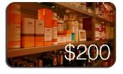 ciao bella - Skin Care or Beauty Products - Gift Voucher $200