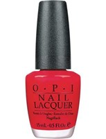 OPI - Nail Lacquer - REDS - 15ml - California Raspberry