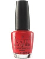 OPI - Nail Lacquer - REDS - 15ml - Colour So Hot It Berns