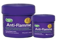 Anti-Flamme - Natural Muscle Relief Creme - 450gm