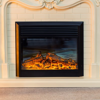 What is Radiant Heat and Why Do I need an Electric Fireplace to Enjoy It?