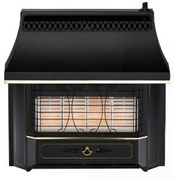 Valor Black Beauty Radiant Gas Fire (0534)