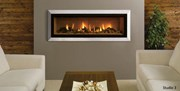 Gazco Studio 3 Glass Fronted Gas Fire